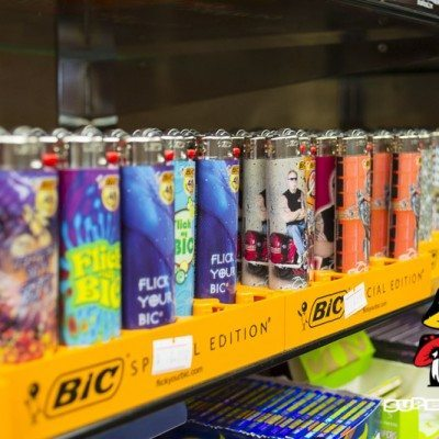 Assorted Specialty Plastic Lighters
